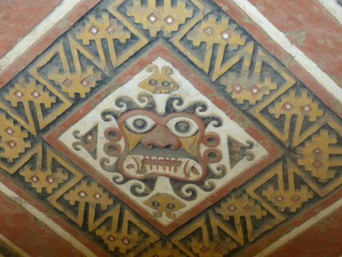 écriture,pérou,religion,société,art,temples,huaca de luna,culture,voyage