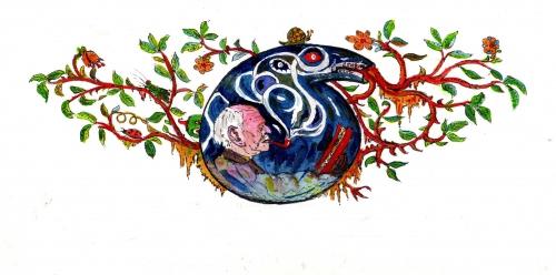 écrits,philosophie,rêve,jung,noël,cadeaux,illustration,site jung